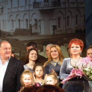 Концерт в городе Витебске