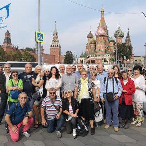 Scambio Culturale  «Coro Laurino 2018» nella Federazione Russa.